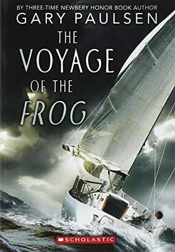 The Voyage of the Frog By Gary Paulsen