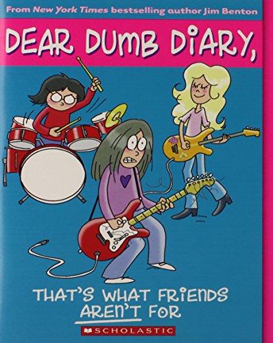 THAT'S WHAT FRIENDS AREN'T #9 By Jim Benton