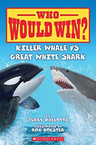 Killer Whale vs. Great White Shark von Jerry Pallotta