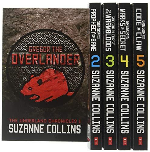 Gregor: The Underland Chronicles von Suzanne Collins