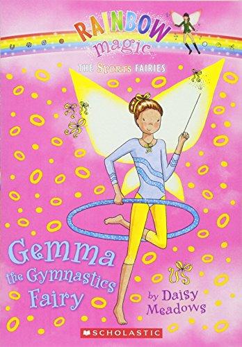 Sports Fairies #7: Gemma the Gymnastics Fairy By Daisy Meadows