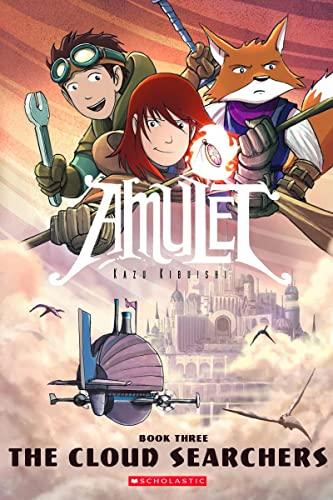 AMULET #3: THE CLOUD SEARCHERS von Kazu Kibuishi