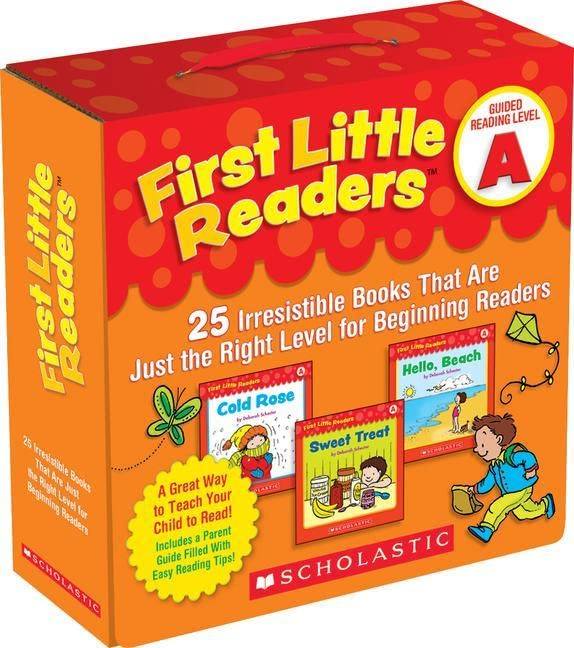 First Little Readers: Guided Reading Level A By Deborah Schecter