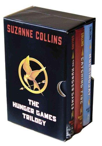 Hunger Games Trilogy Slipcase von Suzanne Collins