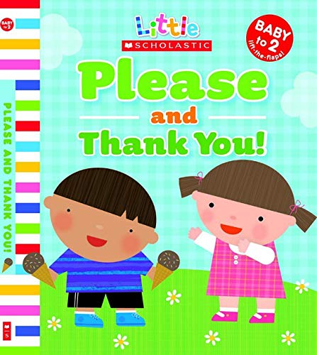 Please and Thank You By Jill Ackerman