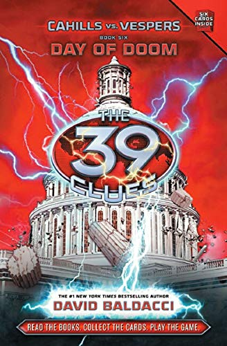 39 Clues Cahills vs Vespers: #6 Day of Doom By David Baldacci