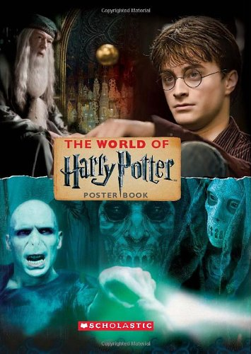 The World of Harry Potter By Scholastic