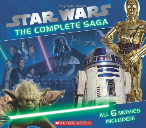 Star Wars: Complete Saga By Jason Fry