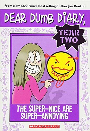 SUPER NICE/SUPER ANNOYING #2 By Jim Benton