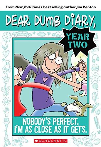 NOBODY'S PERFECT #3 By Jim Benton