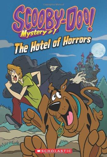 Scooby-Doo Mystery #1: Hotel of Horrors By Kate Howard