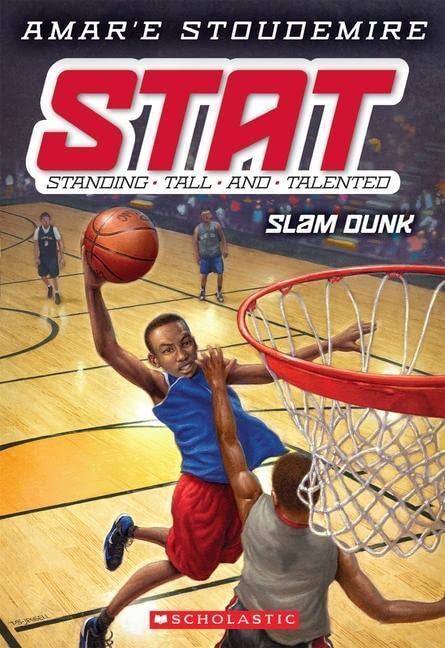 Slam Dunk By Amar'e Stoudemire