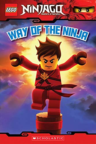 Lego Ninjago Reader: #1 Way of the Ninja von Greg Farshtey