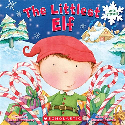 The Littlest Elf By Brandi Dougherty