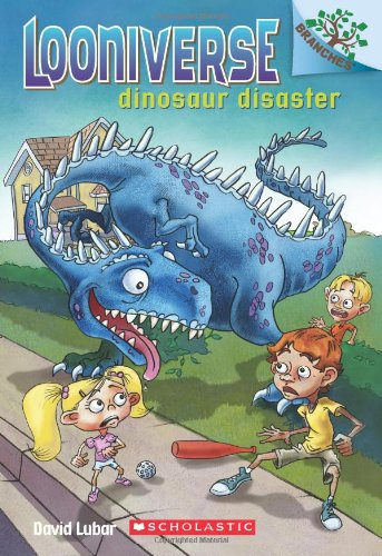 Dinosaur Disaster: A Branches Book (Looniverse #3) By David Lubar