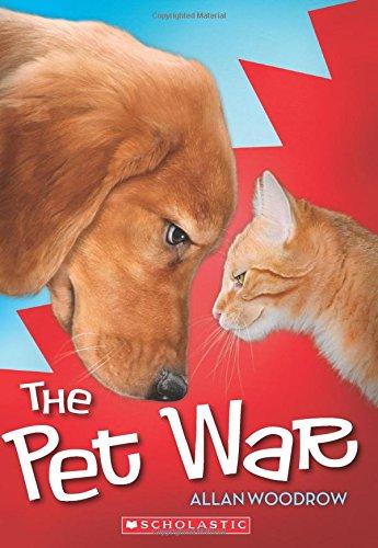 The Pet War By Allan Woodrow