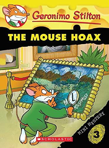 Geronimo Stilton: Mini Mystery: #3 The Mouse Hoax By Geronimo Stilton