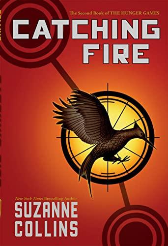 Catching Fire von Suzanne Collins