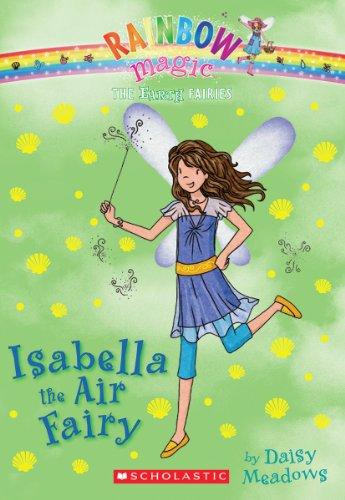 Isabella the Air Fairy By Daisy Meadows