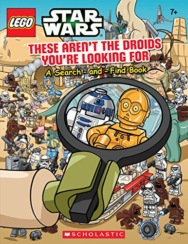 THESE ARENT THE DROIDS S&F By Ameet Studio
