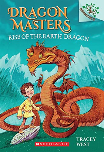 Rise of the Earth Dragon: Branches Book (Dragon Masters #1), 1 von Tracey West