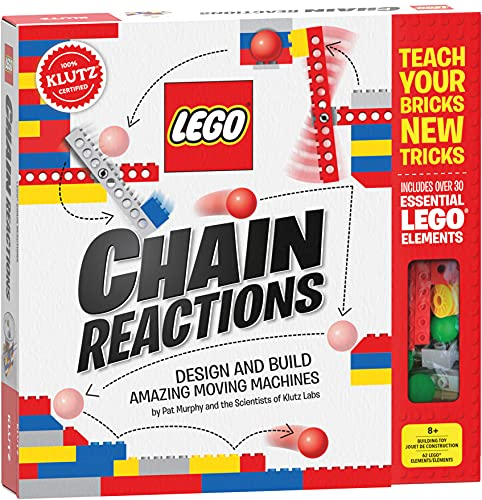 Lego Chain Reactions (Klutz) By Pat Murphy