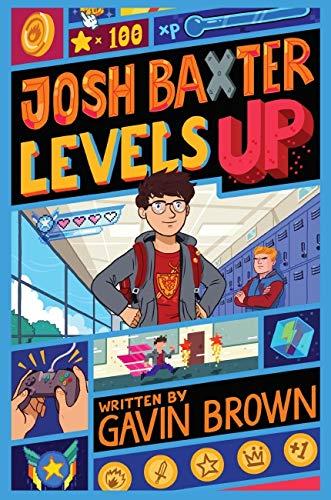 Josh Baxter Levels Up By Gavin Brown