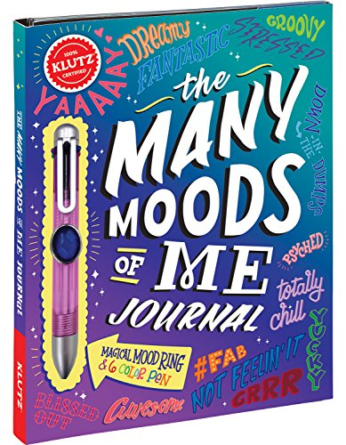 The Many Moods of Me By Editors of Klutz