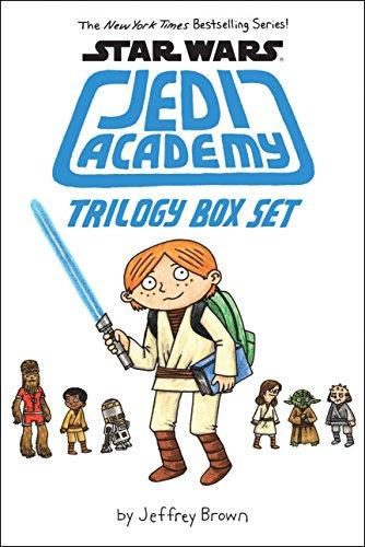 Trilogy Box Set (Star Wars: Jedi Academy) von Jeffrey Brown