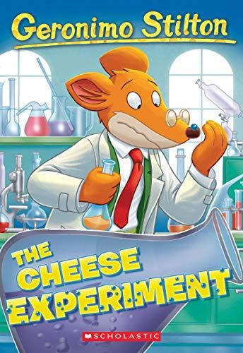Geronimo Stilton: #63 Cheese Experiment By Geronimo Stilton