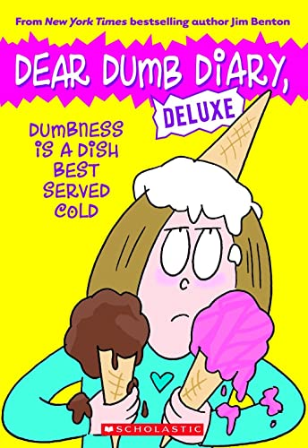 DUMBNESS IS A DISH BEST SERVED By Jim Benton