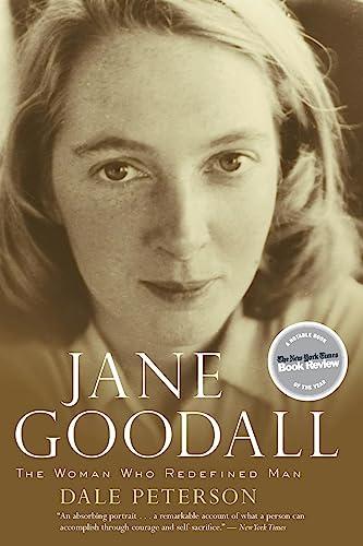 Jane Goodall von Dale Peterson