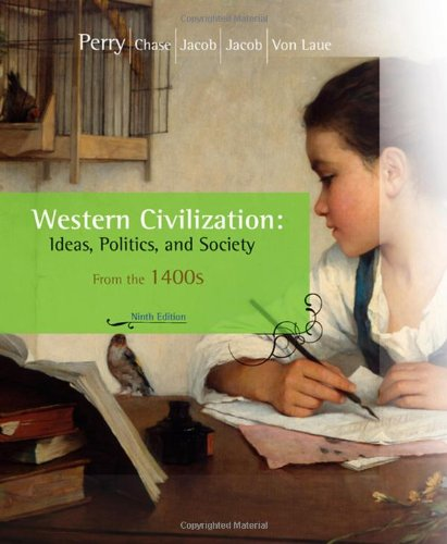 Western Civilization By Marvin Perry