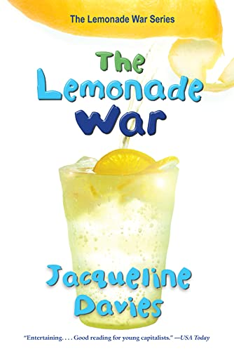 The Lemonade War By Ms Jacqueline Davies