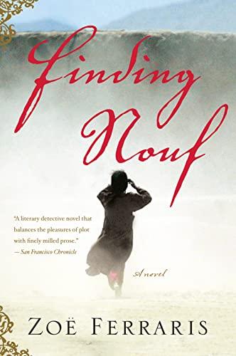 Finding Nouf By Zoe Ferraris