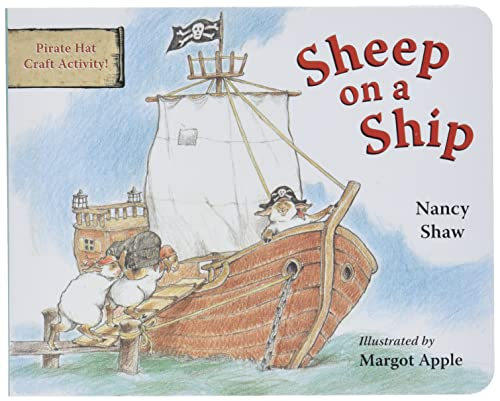 Sheep on a Ship By Nancy Shaw