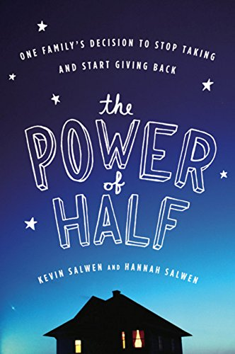 The Power of Half By Hannah Salwen