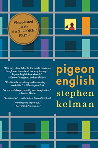 Pigeon English By Stephen Kelman (Novelist, UK)