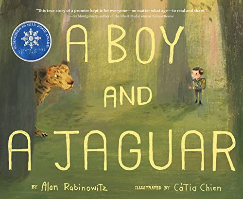 Boy and a Jaguar By By (author)