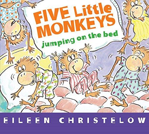 Five Little Monkeys Travel Activity Kit By Eileen Christelow