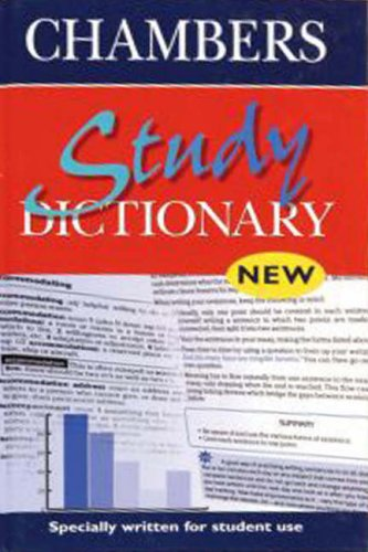 Chambers Study Dictionary by Chambers