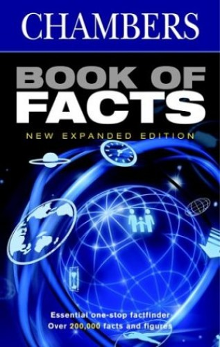 Book of Facts by Editors of Chambers