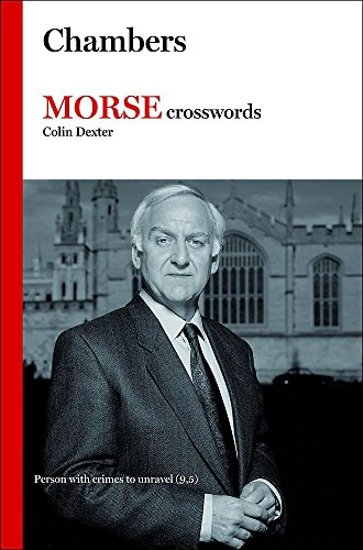 Chambers Morse Crosswords By Dexter Colin