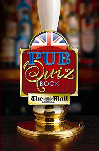 The Mail on Sunday Pub Quiz Book By Chambers