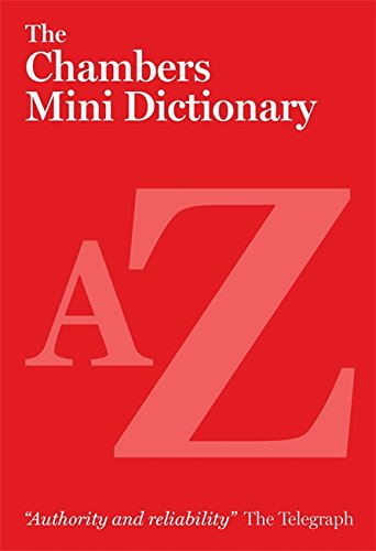 The Chambers Mini Dictionary by Chambers