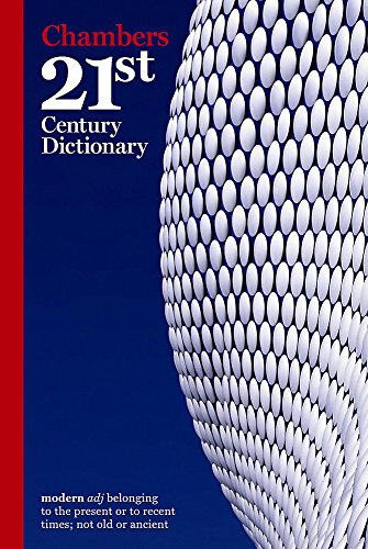 21st Century Dictionary by Chambers