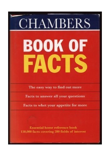 Chambers Book of Facts by Min Lee