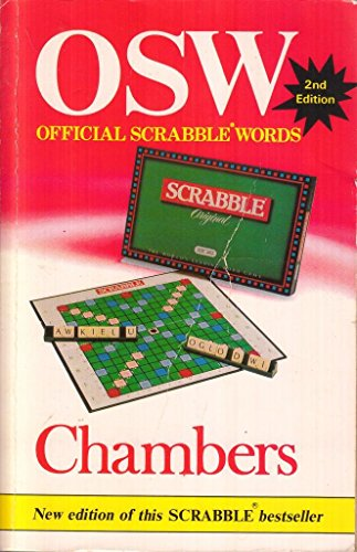 Official Scrabble Words By Darryl Francis