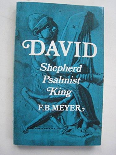 David By F. B. Meyer