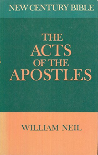 Acts By William Neil
